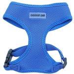 View Image 1 of Parisian Pet Mesh Freedom Dog Harness - Neon Blue