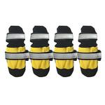 View Image 1 of Parisian Pet Reflective Socks - Yellow