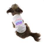 View Image 3 of Easter Egg Hunting Champion Dog Shirt - White