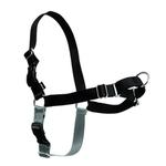 View Image 1 of Easy Walk Nylon Harness by PetSafe - Black/Silver