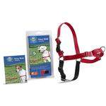 View Image 1 of Easy Walk Nylon Harness by PetSafe - Red/Black