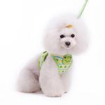 View Image 2 of EasyGo Frog Dog Harness by Dogo - Green