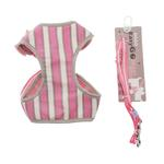 View Image 2 of EasyGO Sweetbow Dog Harness by Dogo