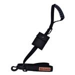 View Image 1 of Eco-Lucks Solid Black Dog Leash