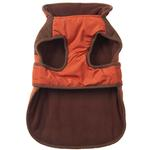 View Image 2 of Eddie Bauer Quilted Field Dog Coat - Picante