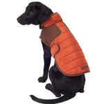 View Image 4 of Eddie Bauer Quilted Field Dog Coat - Picante