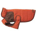 View Image 3 of Eddie Bauer Quilted Field Dog Coat - Picante