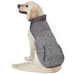 View Image 1 of Eddie Bauer Radiator Dog Vest - Cinder Heather