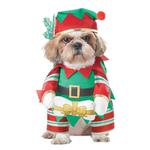 View Image 1 of Elf Pup Dog Costume