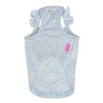 View Image 2 of Tess Dog Tank by Pinkaholic - Light Blue