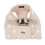 View Image 1 of Ernest Dog Harness Vest by Puppia - Beige