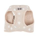 View Image 3 of Ernest Dog Harness Vest by Puppia - Beige