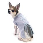 View Image 1 of Ethereal Twilight Dog Sweater By Oscar Newman