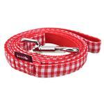 View Image 1 of Evie Cat Leash by Catspia - Red