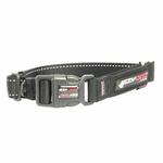 View Image 3 of EzyDog Checkmate Limited-Slip Dog Collar - Black