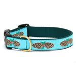 View Image 1 of Pinecones Dog Collar by Up Country