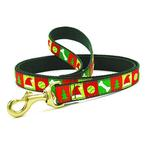 View Image 1 of Christmas List Dog Leash by Up Country