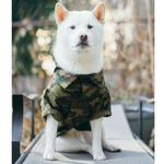 View Image 2 of Huntsman Dog Shirt by Dog Threads - Camo Print