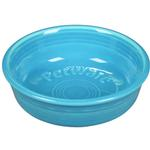 View Image 2 of Fiesta Petware Dog Bowl - Turquoise