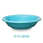 View Image 3 of Fiesta Petware Dog Bowl - Turquoise