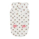 View Image 1 of Fiorella Dog Hoodie by Pinkaholic - Ivory