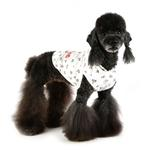 View Image 5 of Fiorella Dog Hoodie by Pinkaholic - Ivory