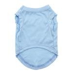 View Image 3 of Fireworks Rhinestone Dog Tank Top - Baby Blue