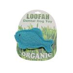 View Image 1 of Fish Loofah Dental Dog Toy