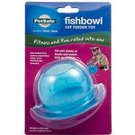 View Image 1 of Fishbowl Cat Feeder Toy