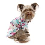View Image 5 of Flamingo Island Dog Shirt by Dogo