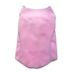View Image 3 of Fleece Jumper Dog Sweater by My Canine Kids - Pink