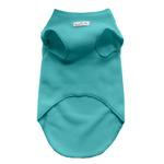 View Image 2 of Fleece Jumper Dog Sweater by My Canine Kids - Turquoise