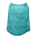 View Image 3 of Fleece Jumper Dog Sweater by My Canine Kids - Turquoise