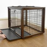 View Image 2 of Flip to Play Pet Crate by Richell