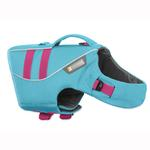 View Image 1 of Float Coat Dog Life Jacket by RuffWear - Blue Atoll