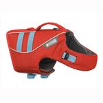 View Image 1 of Float Coat Dog Life Jacket by RuffWear - Sockeye Red