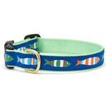 View Image 1 of Funky Fish Dog Collar by Up Country