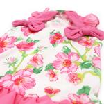 View Image 4 of Floral Flounce Dog Dress by Dogo
