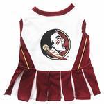 View Image 1 of Florida State Seminoles Cheerleader Dog Dress