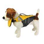 View Image 1 of Dog Life Jacket by Doggles - Yellow