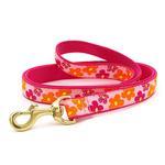 View Image 1 of Flower Power Dog Leash by Up Country
