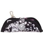 View Image 3 of Foldable Dog Travel Bowl by Doggles - Skull & Rose