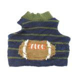 View Image 1 of Football Dog Sweater by Cha-Cha Couture