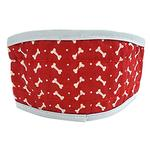 View Image 2 of fouFIT Cooling Dog Collar - Red