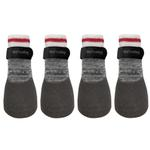 View Image 1 of foufou Dog Rubber Dipped Dog Socks - Heritage