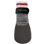 View Image 2 of foufou Dog Rubber Dipped Dog Socks - Heritage