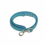 View Image 1 of Foxy Glitz Dog Leash by Cha-Cha Couture - Blue