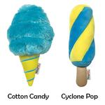 View Image 4 of Freeze 'n' Float Carnival Treats Dog Toys by foufou Dog