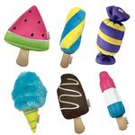 View Image 1 of Freeze 'n' Float Carnival Treats Dog Toys by foufou Dog