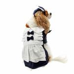 View Image 2 of French Maid Dog Costume
